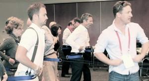 Corporate event SA
