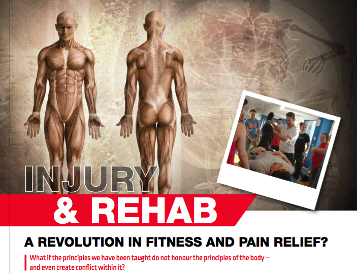 A REVOLUTION IN FITNESS AND PAIN RELIEF?